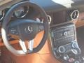 Dashboard of 2012 SLS AMG