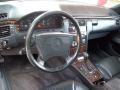 1997 E 420 Sedan Black Interior