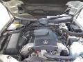 1997 E 420 Sedan 4.2 Liter DOHC 32-Valve V8 Engine