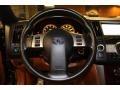 2008 Infiniti FX Brick Interior Steering Wheel Photo