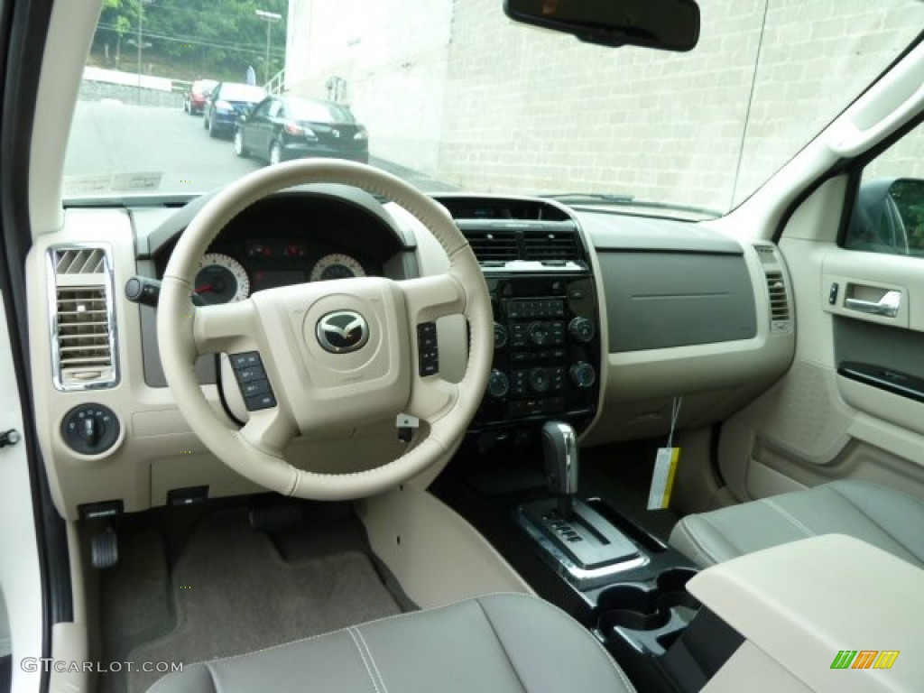 2011 mazda tribute s grand touring interior photo. Black Bedroom Furniture Sets. Home Design Ideas