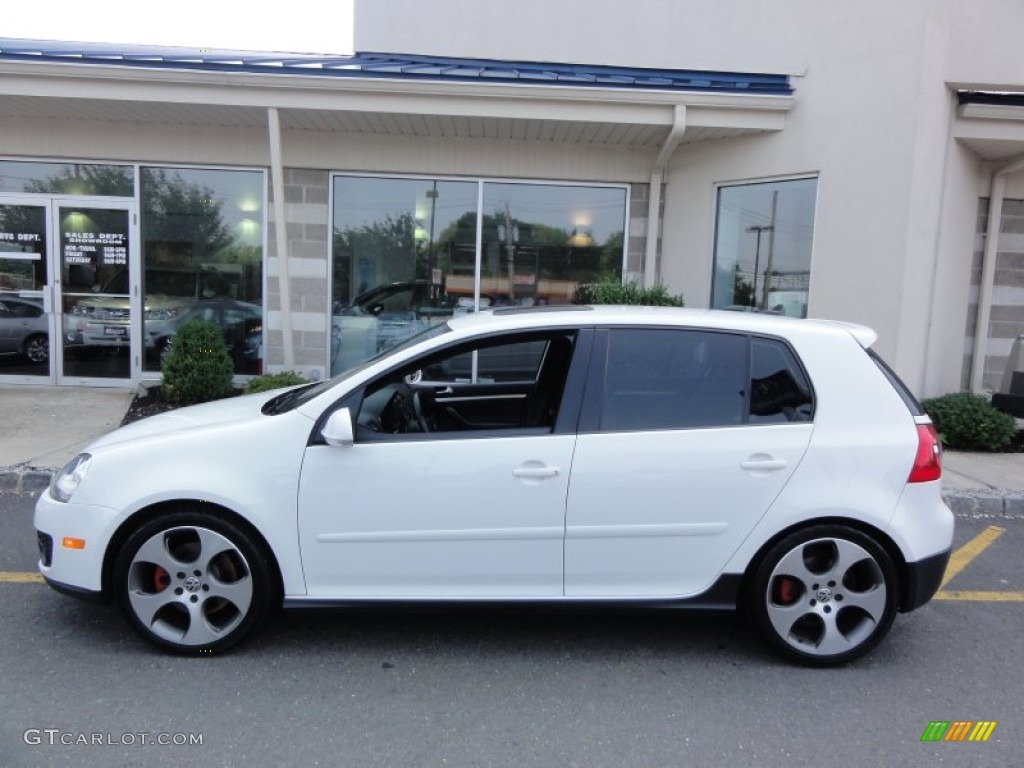 candy white 2008 volkswagen gti 4 door exterior photo. Black Bedroom Furniture Sets. Home Design Ideas
