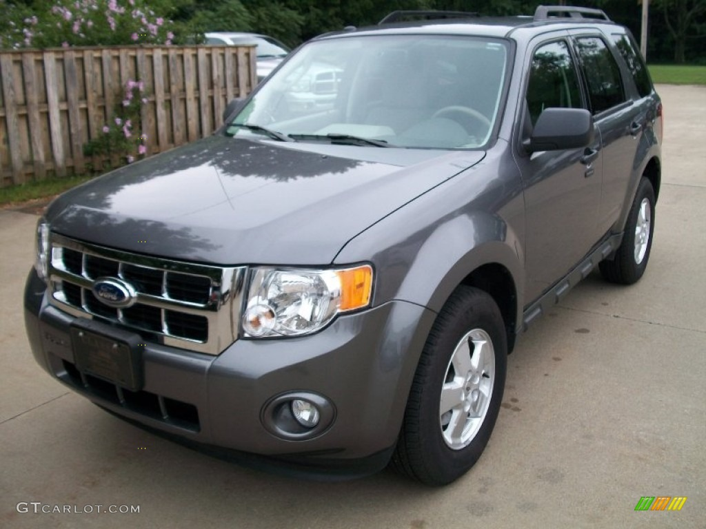2010 escape xlt sterling grey metallic stone photo 1