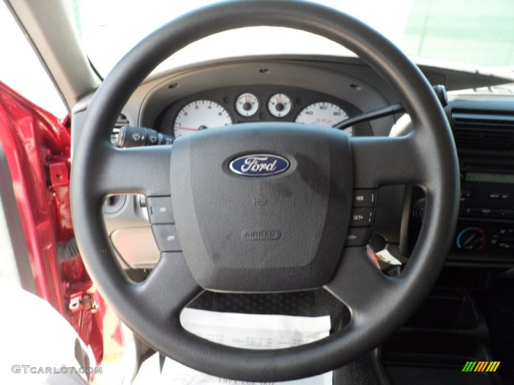 2008 ford ranger sport supercab steering wheel photos. Black Bedroom Furniture Sets. Home Design Ideas
