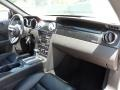 2007 Satin Silver Metallic Ford Mustang GT Premium Convertible  photo #25