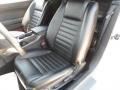 2007 Satin Silver Metallic Ford Mustang GT Premium Convertible  photo #31