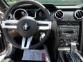 2007 Satin Silver Metallic Ford Mustang GT Premium Convertible  photo #34