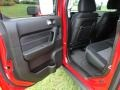 Ebony/Pewter Door Panel Photo for 2009 Hummer H3 #52546710