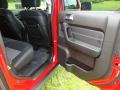 Ebony/Pewter Door Panel Photo for 2009 Hummer H3 #52546731
