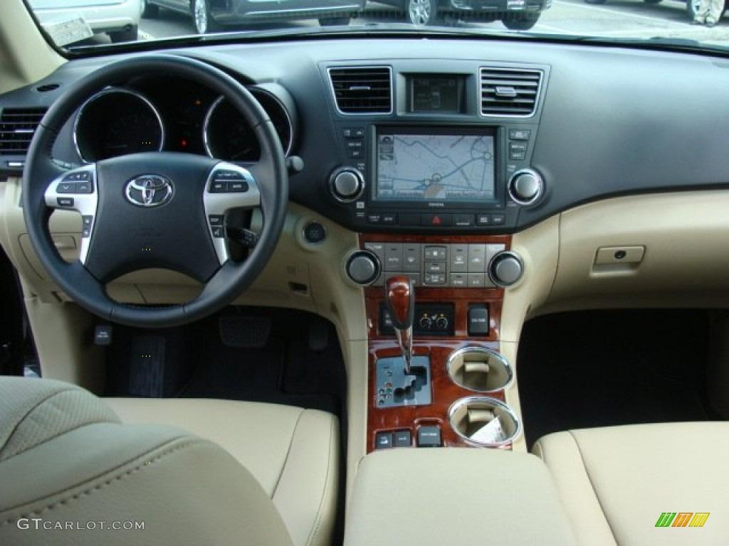 2011 Black Toyota Highlander Limited 4wd 52547527 Photo 9 Car Color Galleries