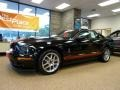 2007 Black Ford Mustang Shelby GT500 Coupe  photo #1