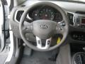 2012 Sportage LX Steering Wheel