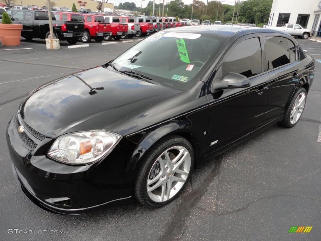 Chevy Cobalt ss Black Black 2009 Chevrolet Cobalt ss