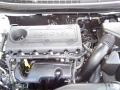 2011 Forte SX 2.4 Liter DOHC 16-Valve CVVT 4 Cylinder Engine