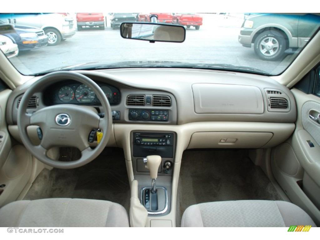 2000 Mazda 626 Lx Interior Photo  52579694