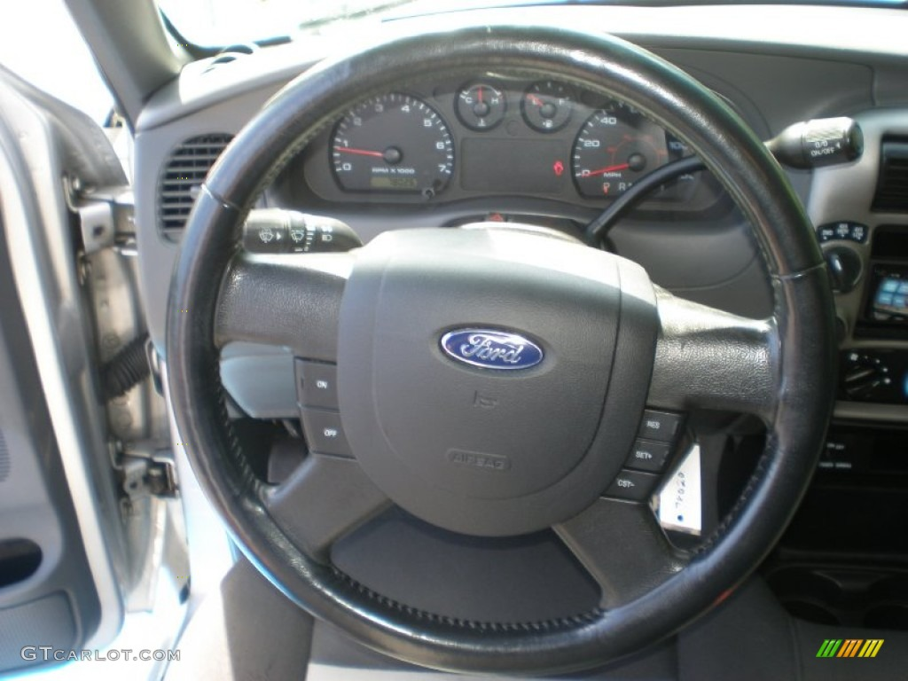 2005 ford ranger fx4 off road supercab 4x4 steering wheel. Black Bedroom Furniture Sets. Home Design Ideas