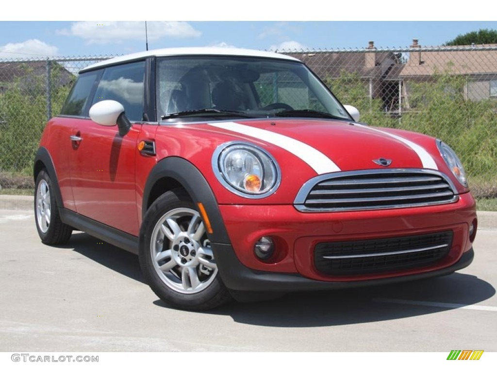 2012 chili red mini cooper hardtop 52547643 gtcarlot. Black Bedroom Furniture Sets. Home Design Ideas