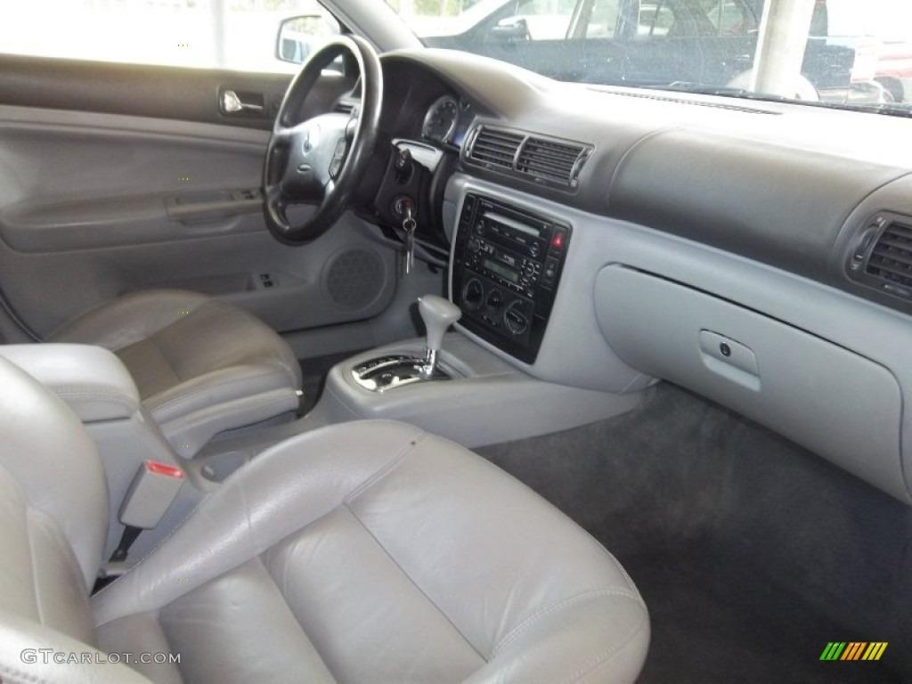 2002 Volkswagen Passat Gls Wagon Interior Photo 52587149
