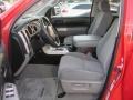 Graphite Gray Interior Photo for 2007 Toyota Tundra #52612220