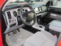 Graphite Gray Interior Photo for 2007 Toyota Tundra #52612236
