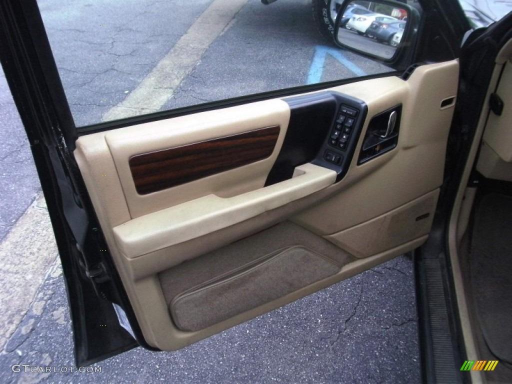 1995 Jeep Grand Cherokee Limited Door Panel Photos