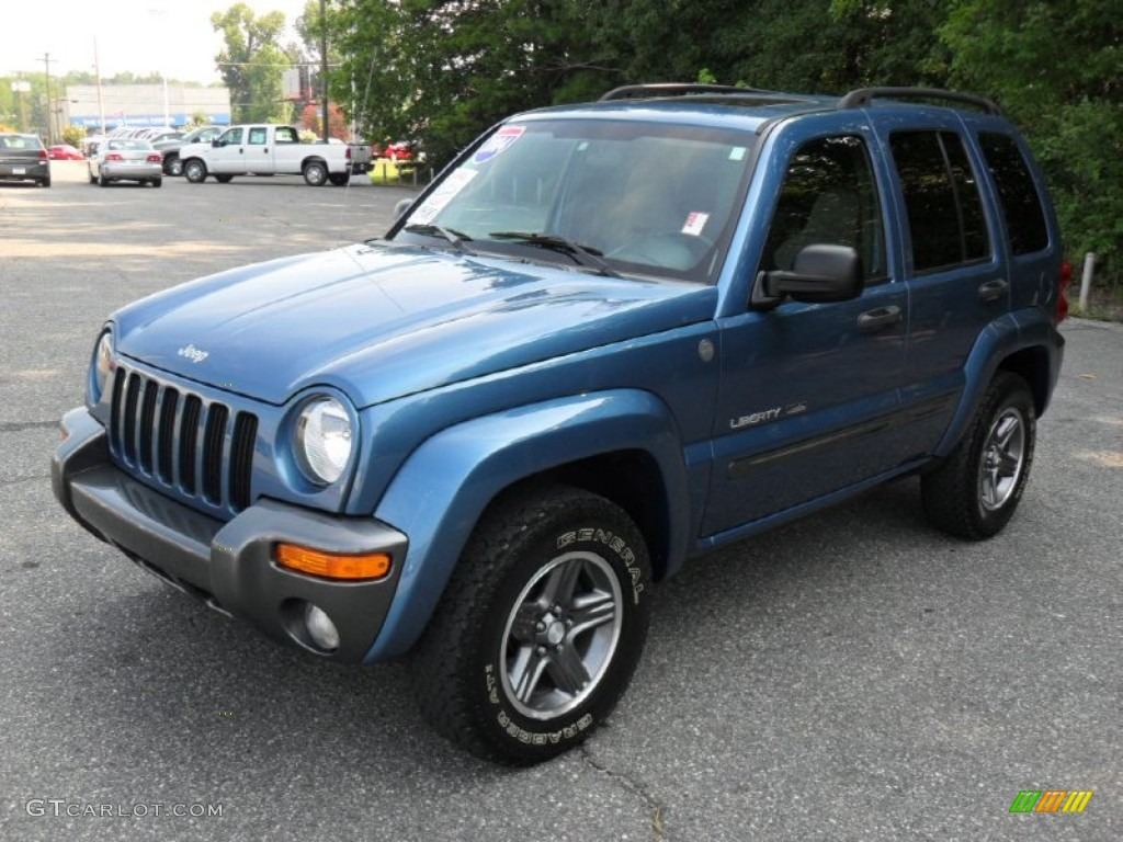 2004 atlantic blue pearl jeep liberty sport 4x4 columbia. Black Bedroom Furniture Sets. Home Design Ideas