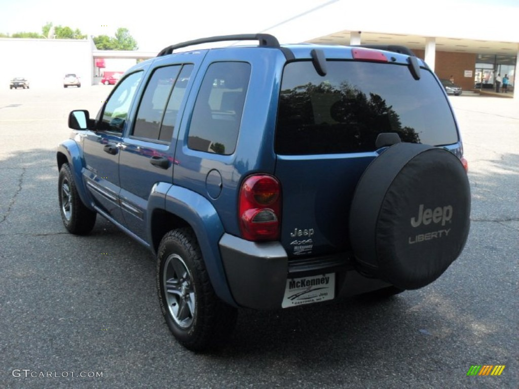 2004 atlantic blue pearl jeep liberty sport 4x4 columbia edition 52547824 photo 2 gtcarlot. Black Bedroom Furniture Sets. Home Design Ideas