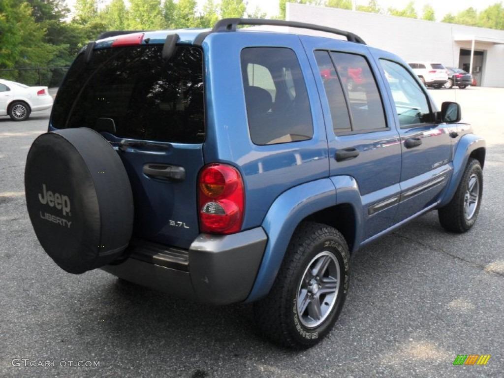 2004 atlantic blue pearl jeep liberty sport 4x4 columbia edition 52547824 photo 4 gtcarlot. Black Bedroom Furniture Sets. Home Design Ideas