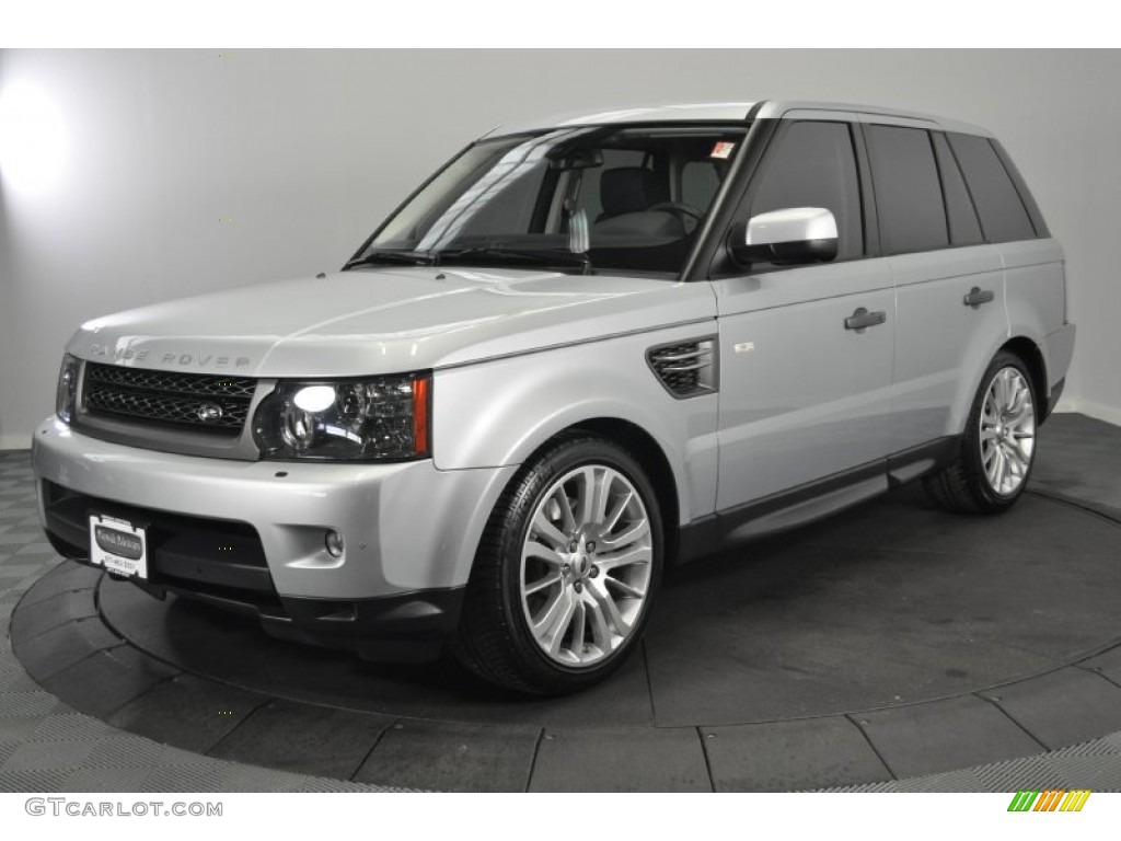 2010 zermatt silver land rover range rover sport hse. Black Bedroom Furniture Sets. Home Design Ideas
