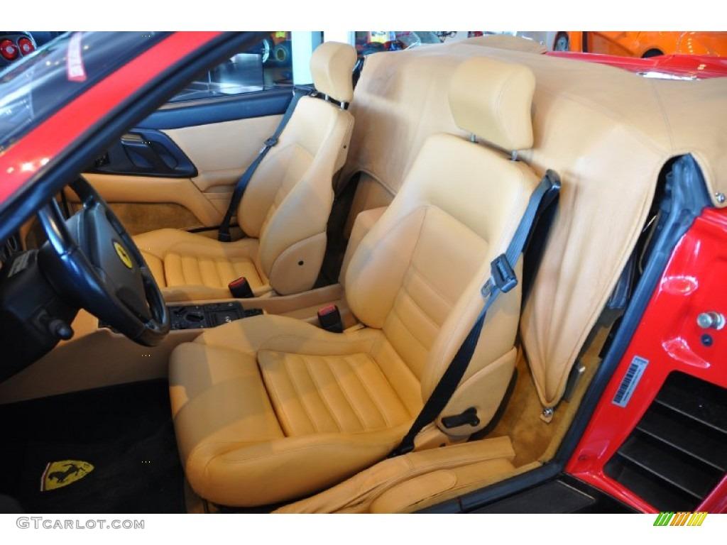 1996 Ferrari F355 Spider Interior Photo 52626710
