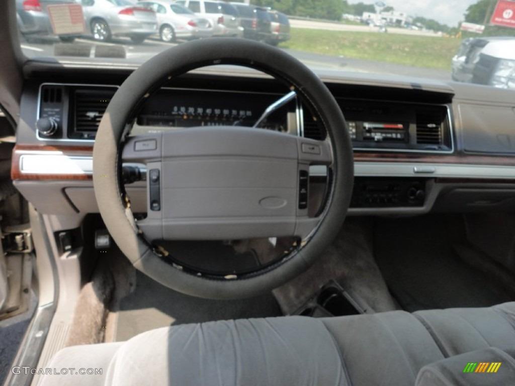 1990 Ford Ltd Crown Victoria Standard Ltd Crown Victoria Model Dashboard Photos