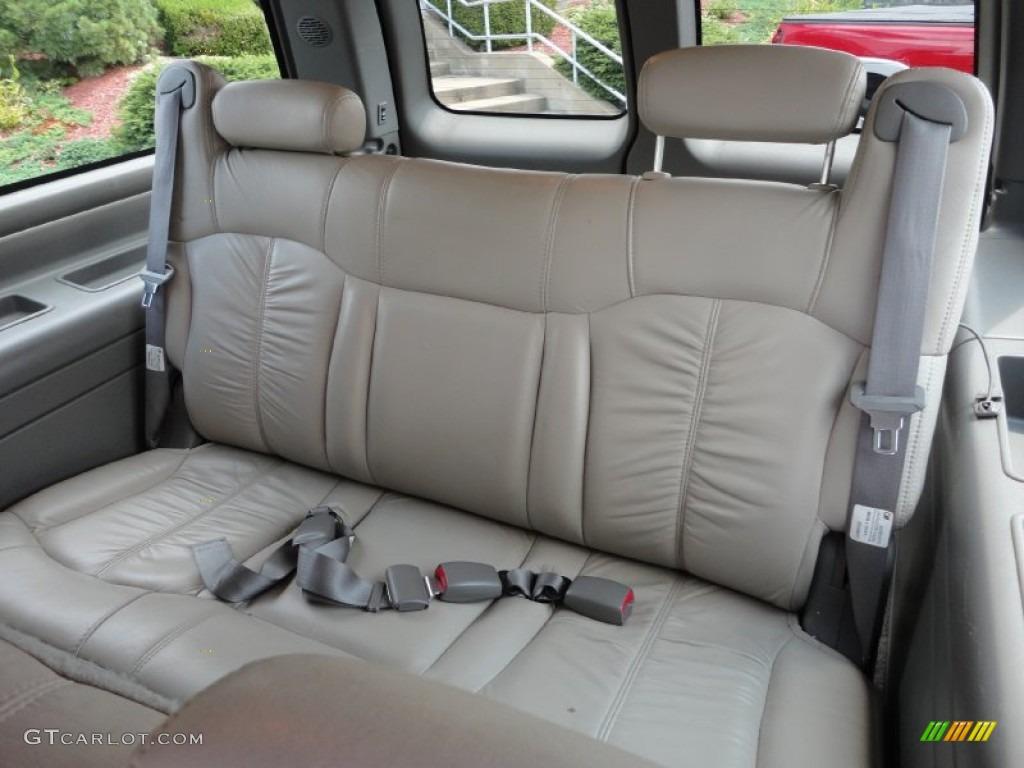 2000 chevrolet suburban 1500 ls 4x4 interior photos