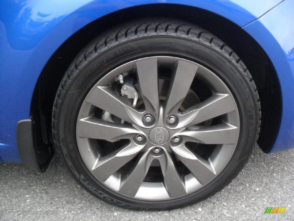 2011 Kia Forte Koup Sx Wheel Photo 52636109 Gtcarlot Com