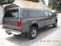2004 Dark Shadow Grey Metallic Ford F250 Super Duty XL Crew Cab 4x4  photo #6
