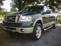 Front 3/4 View of 2007 F150 King Ranch SuperCrew 4x4