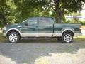2007 F150 King Ranch SuperCrew 4x4 Forest Green Metallic