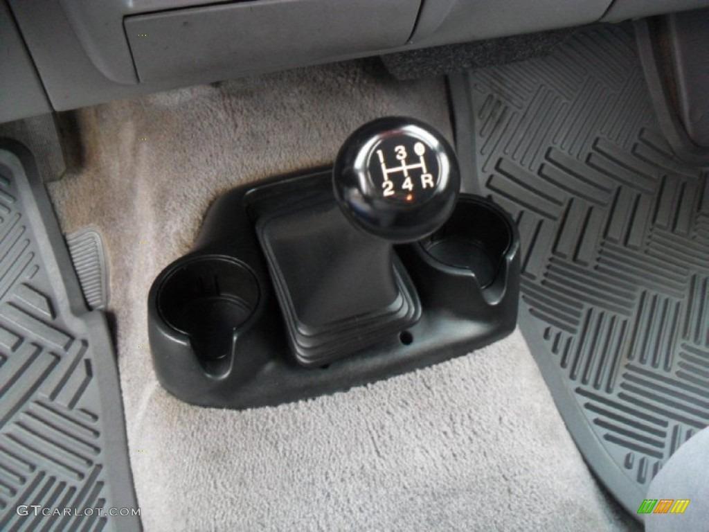 1994 Ford Ranger XLT Regular Cab 5 Speed Manual Transmission Photo