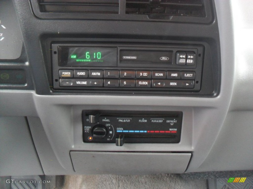 1995 Ford F150 Xlt Radio Wiring Diagram