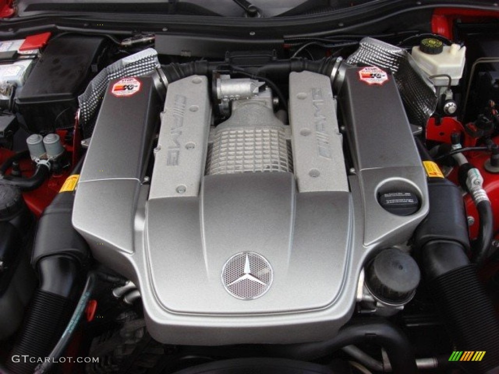 2002 mercedes benz slk 32 amg roadster 3 2 liter amg for Mercedes benz 3 2 v6 engine
