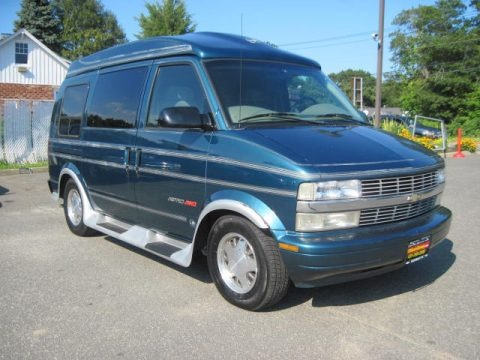 2000 Chevrolet Astro Awd Penger Conversion Van Data Info And Specs