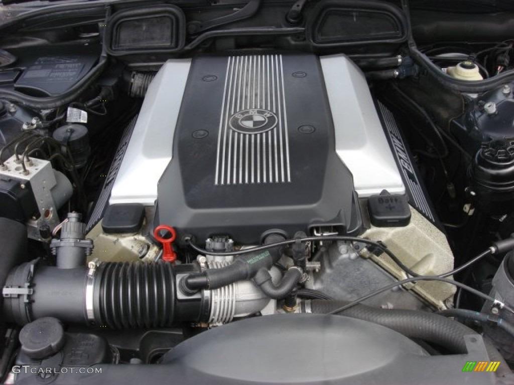 1998 bmw 7 series 740i sedan 4 4 liter dohc 32 valve v8. Black Bedroom Furniture Sets. Home Design Ideas