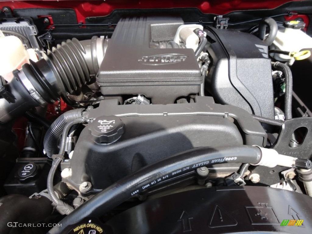 2006 Chevrolet Colorado Z71 Extended Cab 4x4 Engine Photos   GTCarLot ...