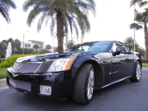 2006 cadillac xlr v series roadster data info and specs. Black Bedroom Furniture Sets. Home Design Ideas