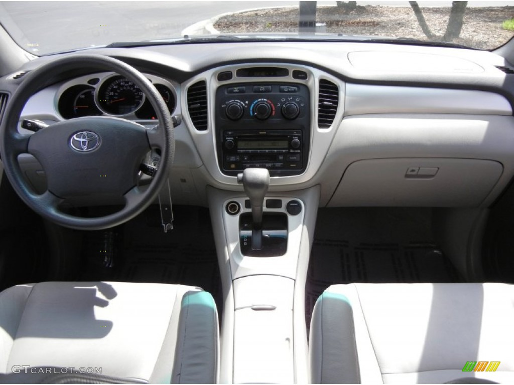 2007 toyota highlander hybrid limited dashboard photos. Black Bedroom Furniture Sets. Home Design Ideas
