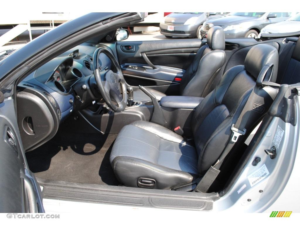 2003 Mitsubishi Eclipse Spyder Gts Interior Photo
