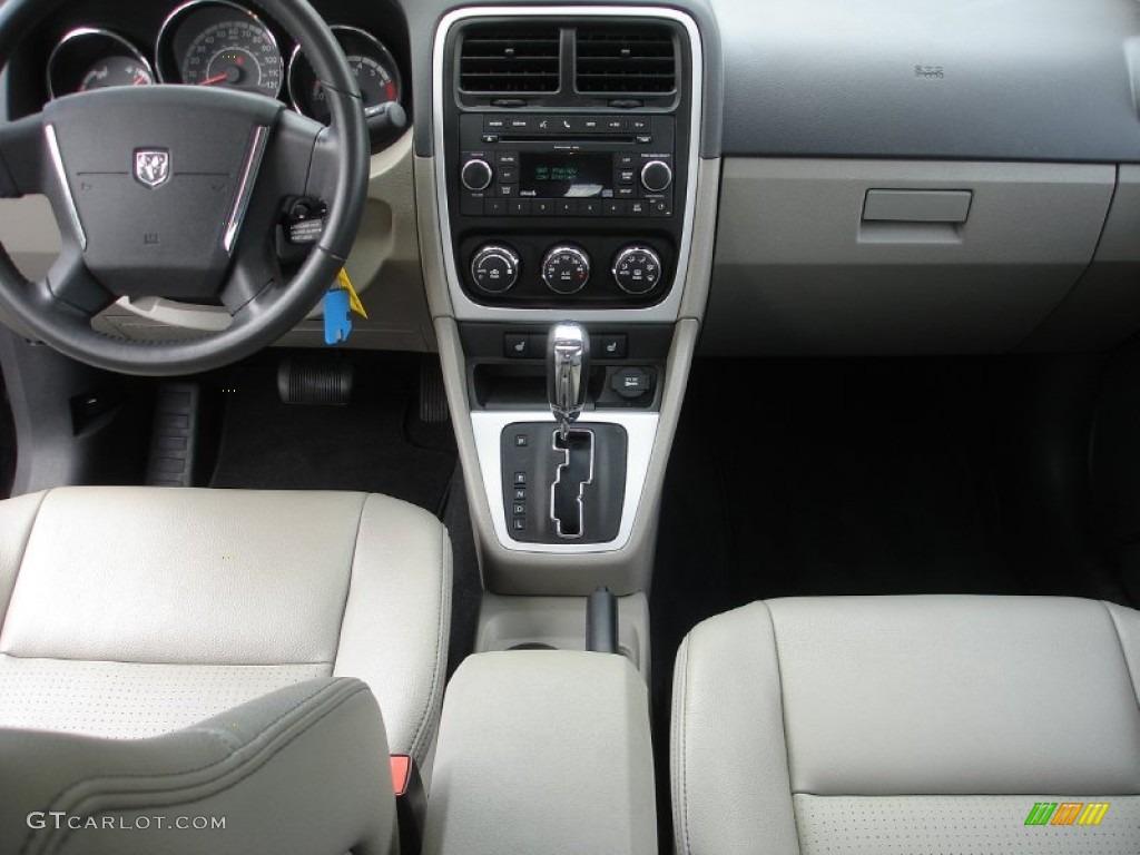 2010 Dodge Caliber Uptown Dark Slate Gray Dashboard Photo