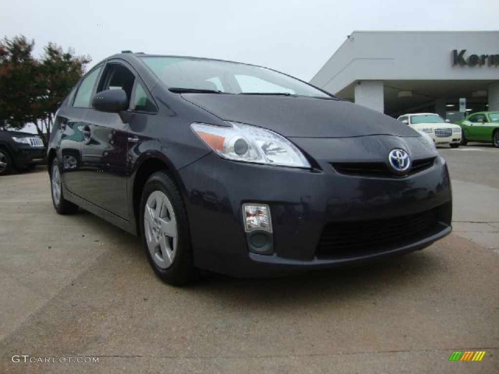 2010 Winter Gray Metallic Toyota Prius Hybrid Ii 52658724