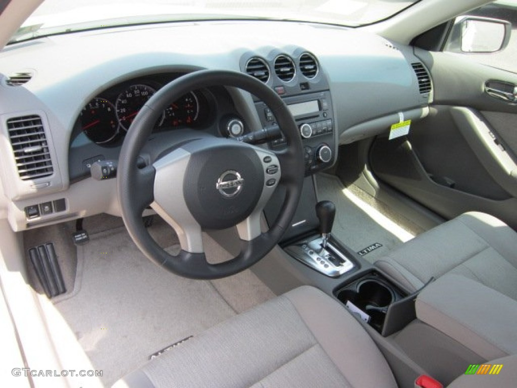 Frost Interior 2012 Nissan Altima 2.5 S Photo #52670149 ...