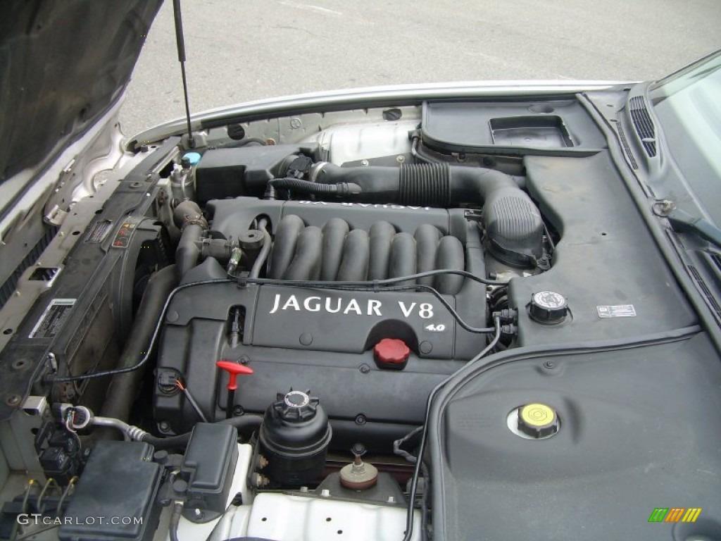 2001 Jaguar Xj Xj8 Engine Photos