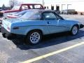 Persian Aqua Blue - TR7 Drophead Convertible Photo No. 4